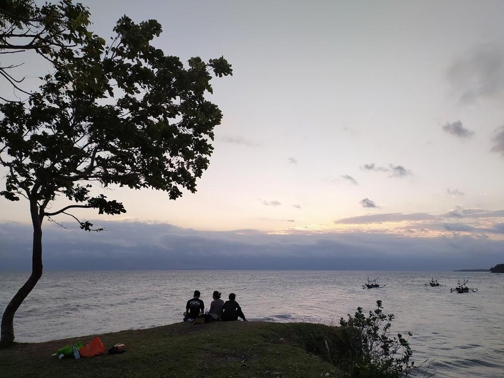 Keindahan Pantai Tanjung Cupel yang Belum diketahui Banyak Orang