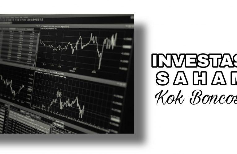 Kenapa Tetap Investasi Saham, Walaupun Sering Boncos?